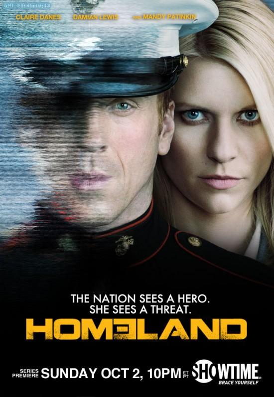 Homeland se estrena con éxito en Showtime