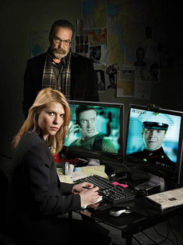Showtime otorga una segunda temporada a Homeland