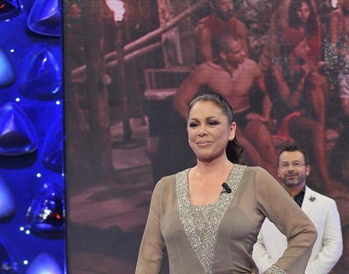 Isabel Pantoja jurado de Más que baile