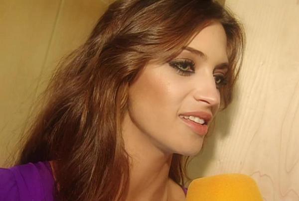 Sara Carbonero destaca por su belleza