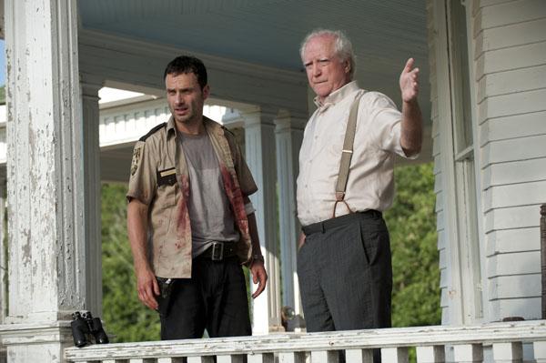 The Walking Dead tendrá tercera temporada