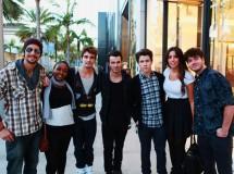 Los protagonistas de Dreamland School viajan a USA para grabar su documental