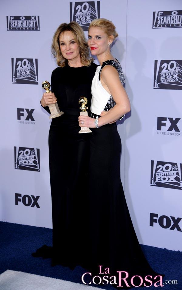 Ganadores de los Globos de Oro 2012 en televisión