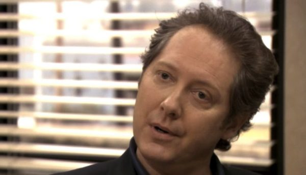 James Spader no estará en la novena temporada de The office