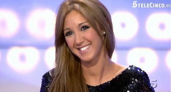 Laura Fernández posa en Interviú