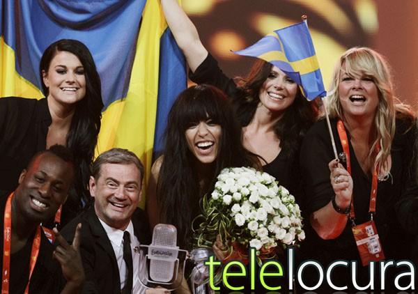 España acaba décima en Eurovisión 2012