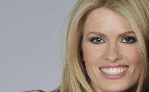 Adriana Abenia, entrevista en Supertele