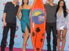 Ganadores de los premios Teen Choice 2012 en televisión