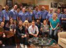 El equipo de Curiosity de la NASA visita The Big Bang Theory