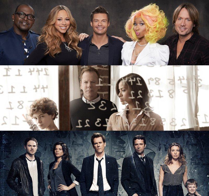 La cadena también desvela las fechas de estreno de American Idol y Touch