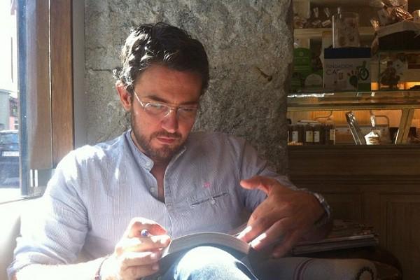 Maxim Huerta quiere centrarse en su carrera de escritor