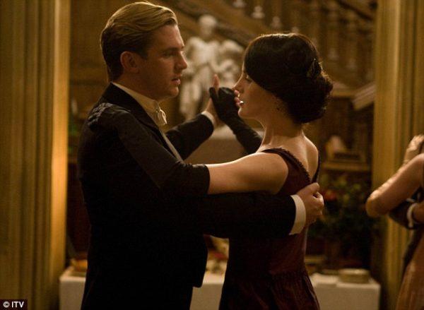 ITV opina sobre la marcha de Dan Stevens en Downton Abbey