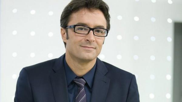 Marcos López acompañará a Marta Jaumandreu en el Telediario 2
