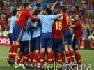 RTVE vuelve a emitir los partidos de la selección española de fútbol