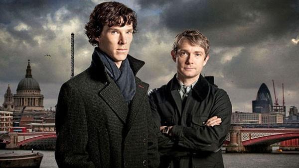 Sherlock, la mejor serie de 2012 para los críticos británicos