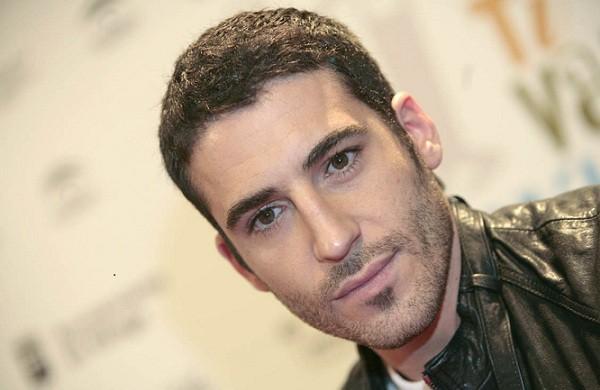 Miguel Ángel Silvestre, protagonista de una miniserie