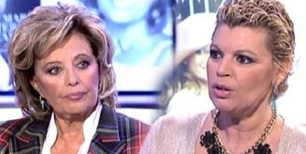 Conflicto entre Jorge Javier Vázquez y María Teresa Campos