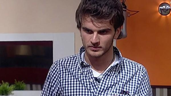 El italiano Edoardo, nuevo concursante de Gran Hermano catorce