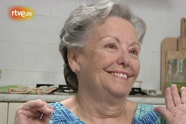 María Galiana encasillada como abuela