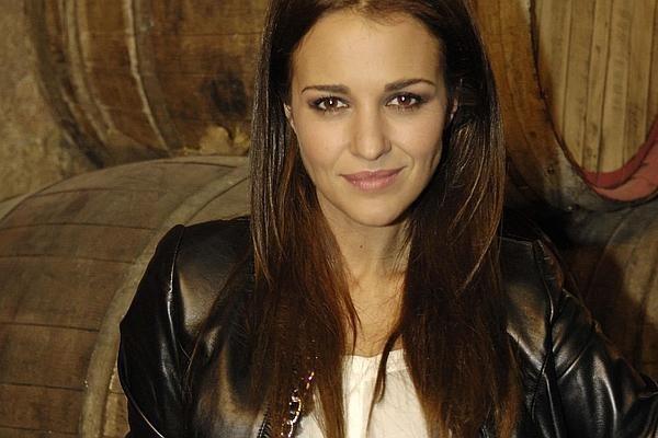 Paula Echevarría se despide de Gran Reserva