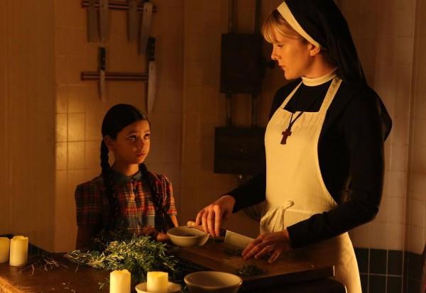 Lily Rabe también regresa a American Horror Story
