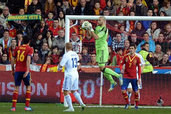 España-Finlandia supera los seis millones de espectadores