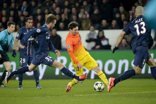 Casi 7,5 millones de espectadores para el Paris Saint-Germain-Barcelona