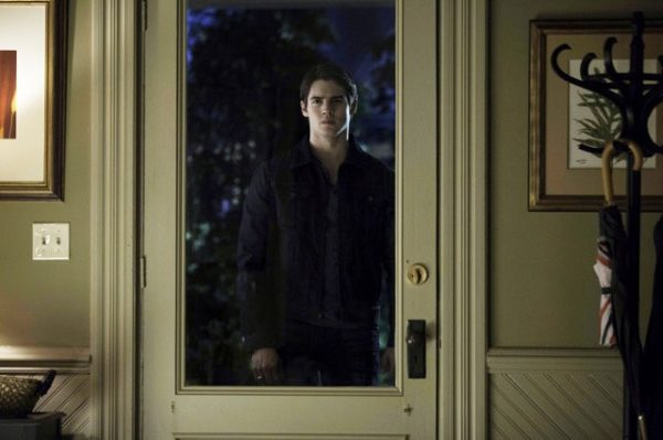 Steven R. McQueen (Jeremy) regresa The Vampire Diaries