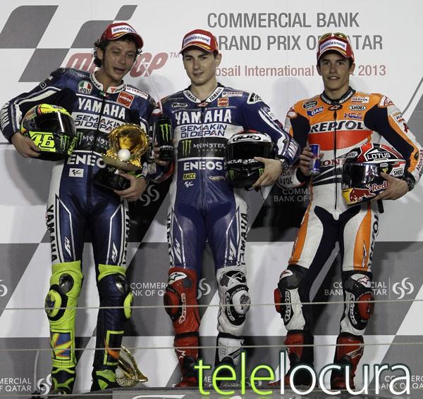 Telecinco lidera el prime time del domingo gracias a las motos