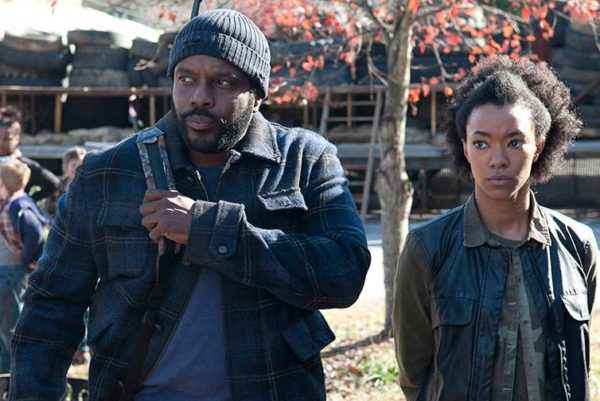Novedades en la cuarta temporada de The Walking Dead