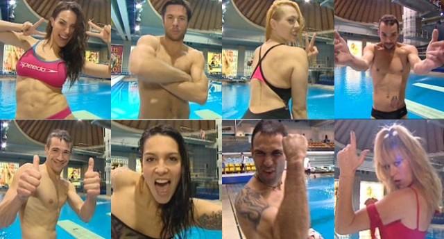 Esta noche se conocerá a los finalistas de Splash! Famosos al agua