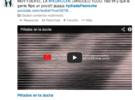 Se difunde en Twitter un comprometido vídeo de Cristina Pedroche y Luis Fernández