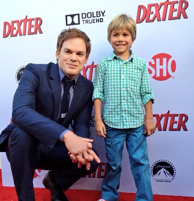 Premiere de la octava temporada de Dexter en Los Ángeles
