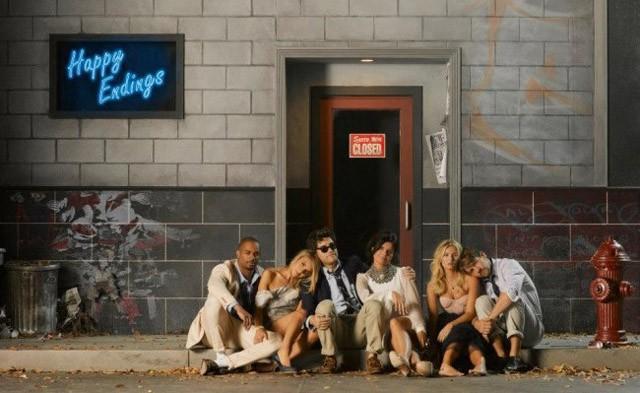 Happy Endings no tendrá una segunda vida en USA Network