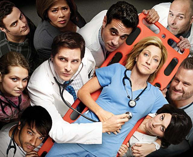 Showtime renueva Nurse Jackie por una sexta temporada