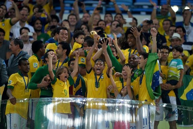 Más de 10 millones de espectadores para la derrota de España frente a Brasil
