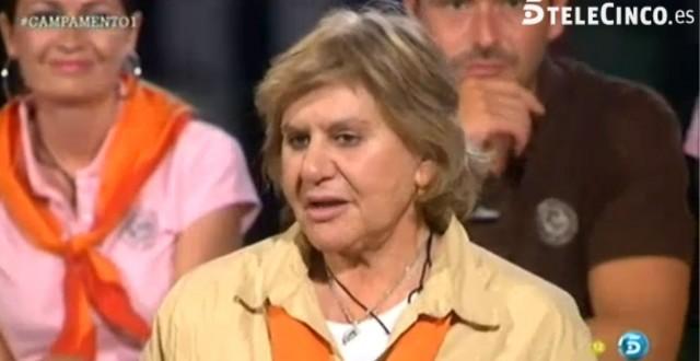 """Carmen Bazán es expulsada del """"insubordinado"""" Campamento de verano"""