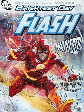 The CW está desarrollando Flash como un spin-off de Arrow