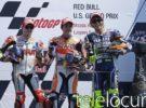 El GP de EE UU de motociclismo domina el prime time en Telecinco
