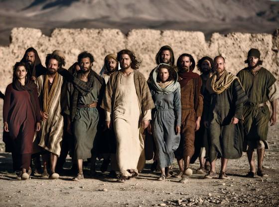 Diogo Morgado, Jesús en La Biblia, estrella invitada en la tercera temporada de Revenge