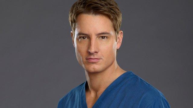 Justin Hartley (Smallville) será el hijo perdido de Victoria en Revenge