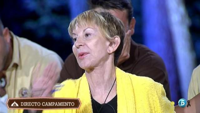 Karmele expulsada y Modesto, Pedre y Olvido, nominados en Campamento de verano