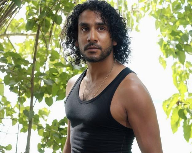 Naveen Andrews, Perdidos, se une al elenco de Once Upon a Time in Wonderland