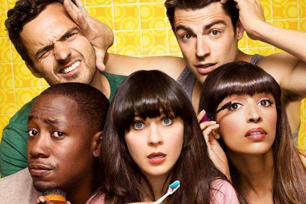 Factoría de Ficción estrena esta noche la segunda temporada de New Girl