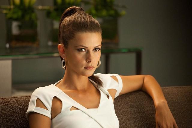 La rusa Olga Fonda interpretará a Nadia en la quinta temporada de The Vampire Diaries