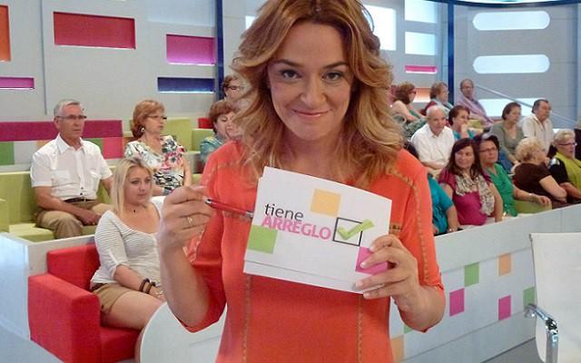 TVE ficha a Toñi Moreno