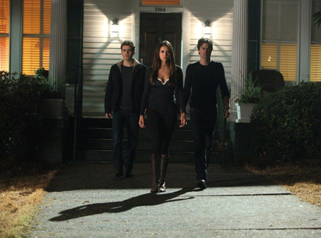 La felicidad de Damon y Elena, efímera en la quinta temporada de The Vampire Diaries