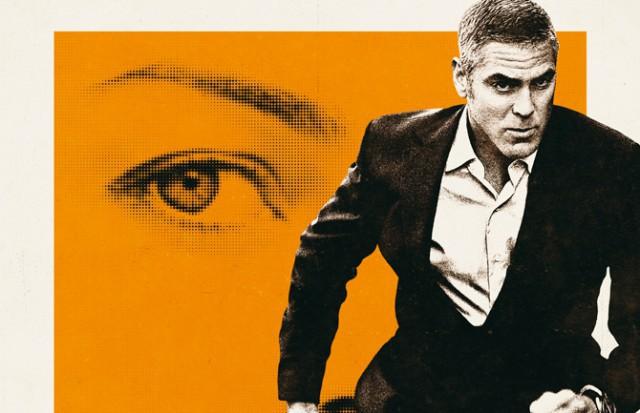 El americano con George Clooney lidera la noche del domingo