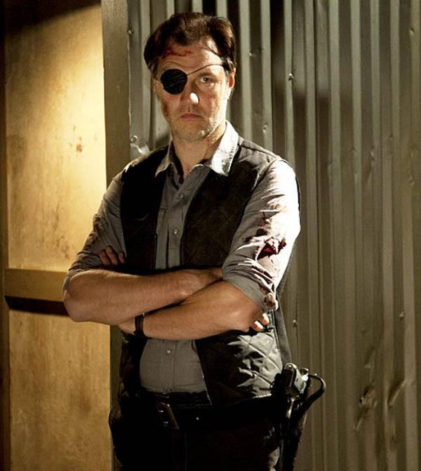 David Morrissey, el Gobernador de The Walking Dead, ficha por un piloto de AMC