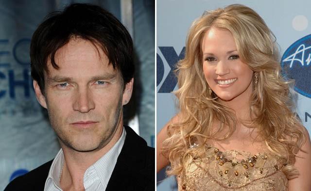 Stephen Moyer y Carrie Underwood protagonizarán Sound of music en NBC